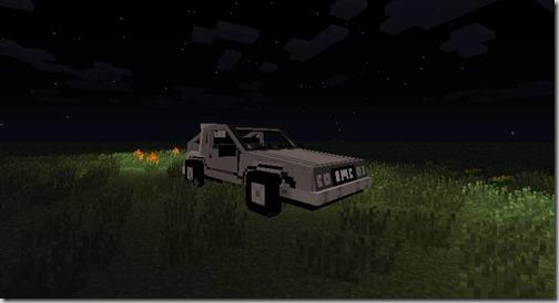 delorean-Minecraft