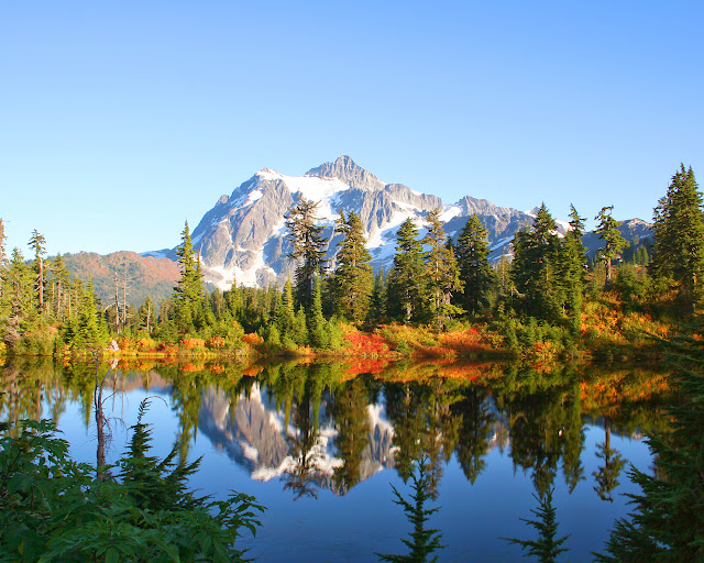Sept/Oct 2013 - 1st Place / Mt Shuksan / Credit: Kristina Concord