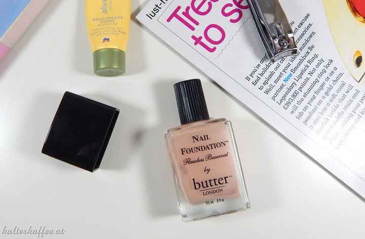 Butter London Nail Foundation