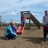 Der leges i stor stil på legeplads - Fåborg havn
