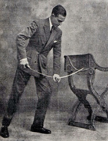 Enrique Luna (p. Clarin 1929)