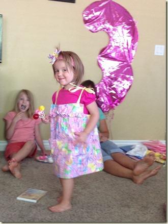 Halle's Birthday 059