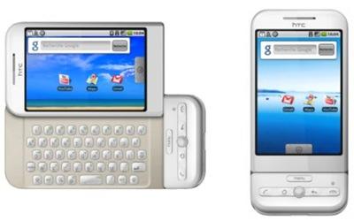 htc-dream-primul telefon cu Android