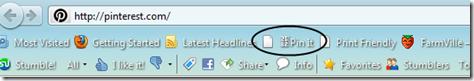 bookmarklet on toolbar