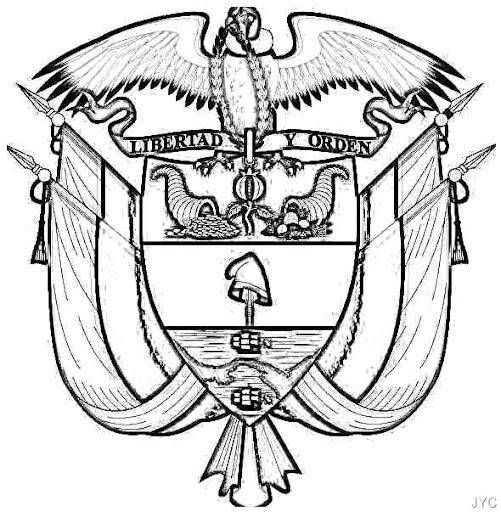 escudo de colombia para ninos