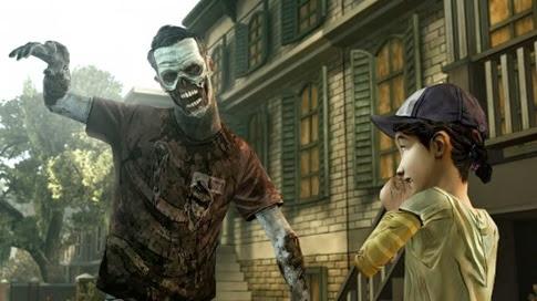 El videojuego de The Walking Dead ya tiene segunda temporada