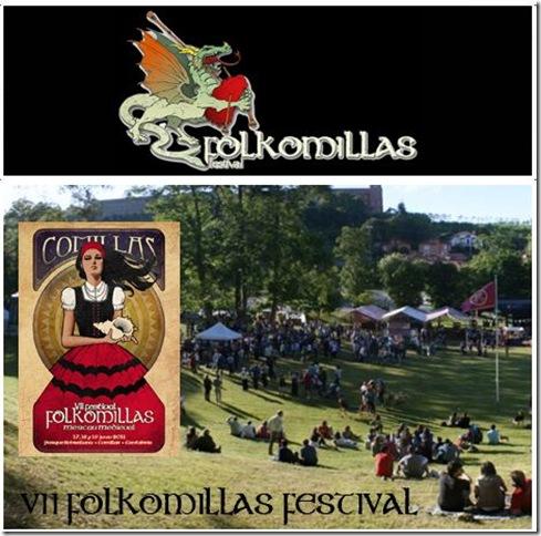 VII folkomillas festival
