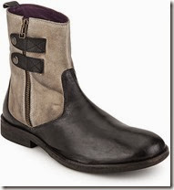 Flipkart: Buy Arden Desire Side Zip Boots at Rs. 1988 only