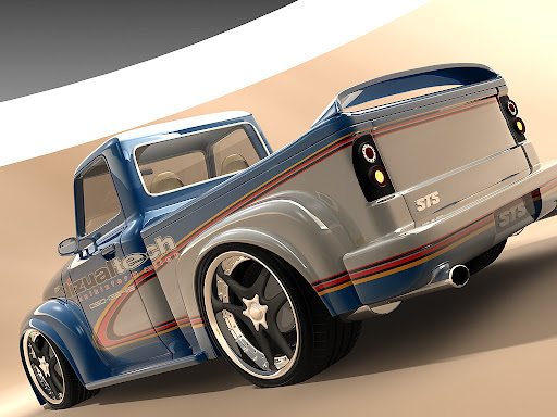 Ford F100 - 1954 - Uploaded