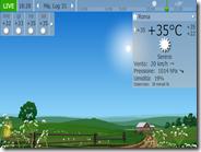 Previsioni meteo su Chrome con l'estensione YoWindow