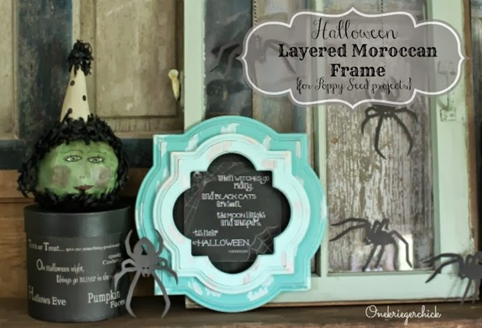 Distressed-Moroccan-frame-tutorial-for-Poppy-Seed-Projects