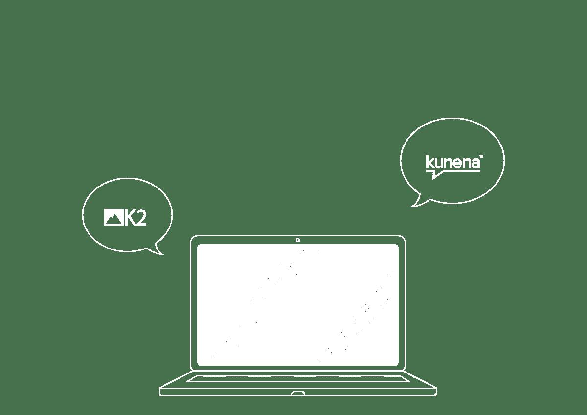 JSN Glass از K2 و انجمن Kunena پشتیبانی می کند
