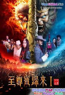 Ngộ Không Truyện: Chí Tôn Bảo - Monkey King Return Part 1 Tập HD 1080p Full