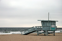 Baywatch guard tower