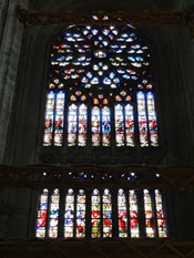 2014.09.11-032 rosace de la cathédrale Saint-Pierre