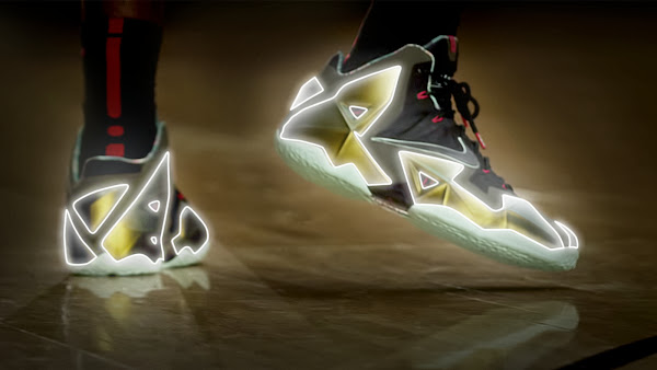 Nike Basketball Highlights LeBron 11 Key Performance Aspects