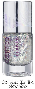 Haute Future by CATRICE – Holographic Flakes Topcoat