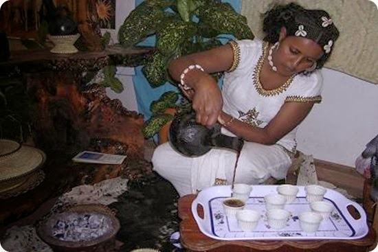 cucina eritrea Coffee_ceremony