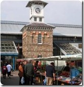 Carmarthen Old market