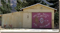 Shelter Valley Fire Dept.