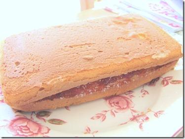 double layer half cake