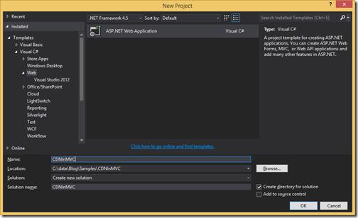 create-project-asp-net-mvc-cdn