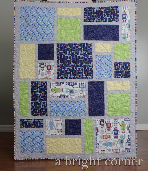 jack's blocks quilt pattern