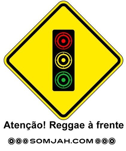 sinal do reggae