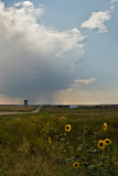 """Building Storm on the Plains"" - copyright Scott Stillman"