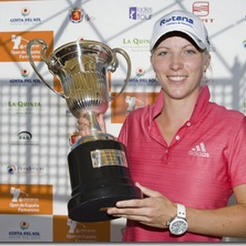 Melissa Reid Wins On Eve Of 2011 Solheim Cup