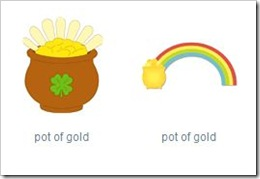 pot of gold cut files
