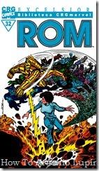 P00032 - ROM - Biblioteca Marvel #32