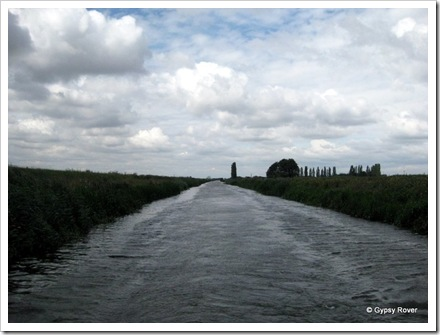 The Fens. You can see for miles.