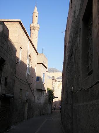 zona veche Urfa Turcia