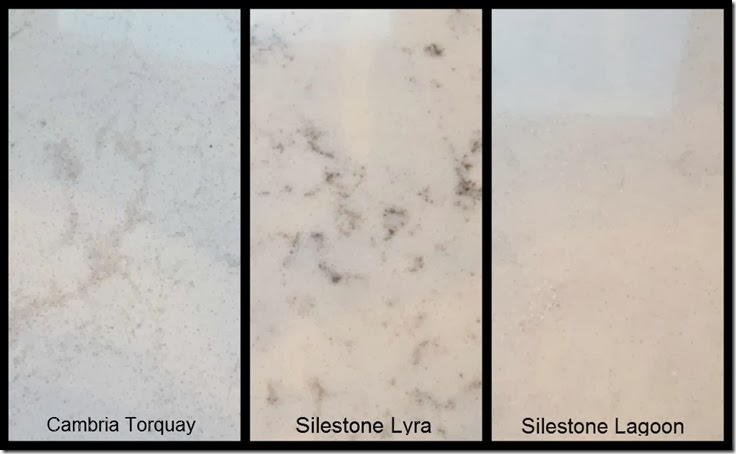 Ribbet collage Countertops