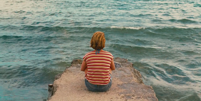 Kadr z filmu Take This Waltz, reż. Sarah Polley