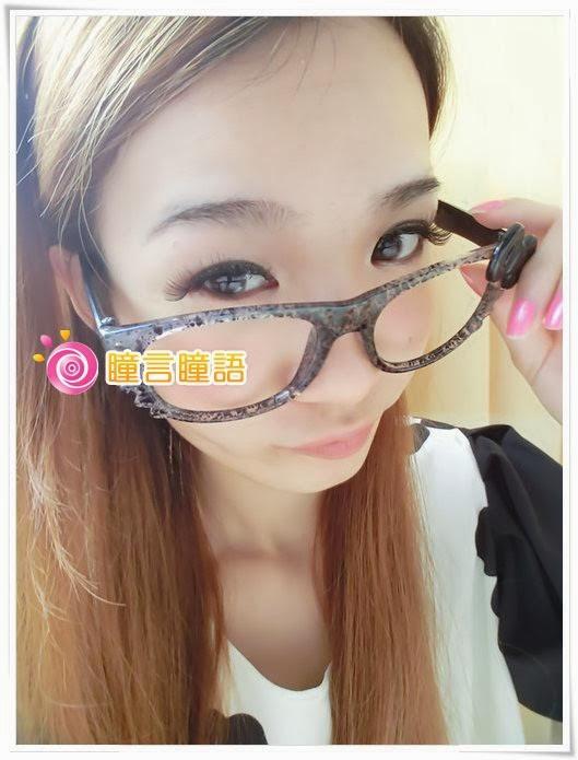 韓國NEO隱形眼鏡-NEO Monet灰(月拋)13
