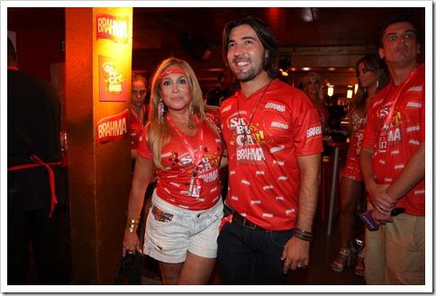 Susana Viera e Sandro Pedroso