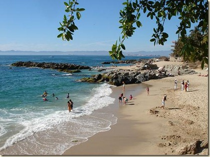 Playa de Puerto Vallarta--