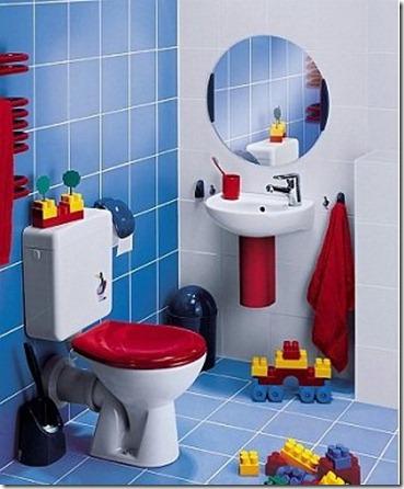 Decoración de Baños para Niños5