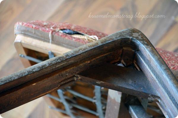 Herausforderung Vintagestuhl (2)