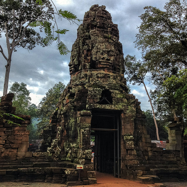 Ангкор Том, Angkor Tom