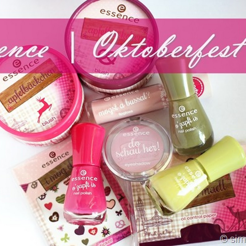 Essence | Oktoberfest 14 LE | Swatches