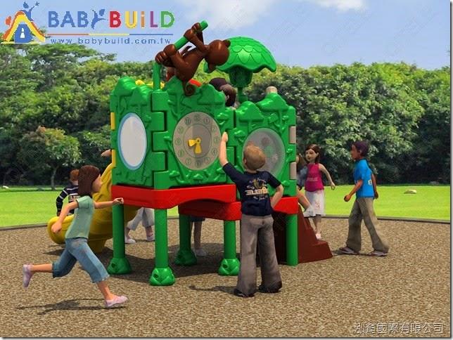 BabyBuild 童話城堡系列遊具
