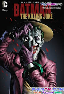Người Dơi: Sát Thủ Joker - Batman: The Killing Joke