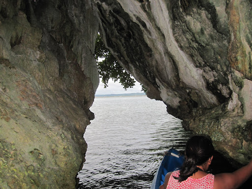 Lots of fun nooks and crannies to explore by kayak