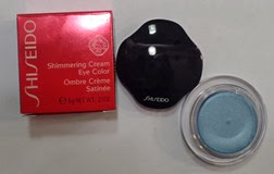 Shiseido Shimmering Cream Eye Color BL 215 (Ice)