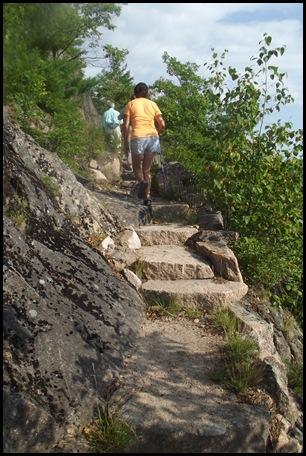 Dorr mountain hike 007