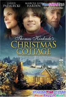 Ngôi Nhà Giáng Sinh - Thomas Kinkade's Christmas Cottage