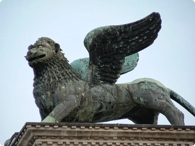 venezia san amrco lione